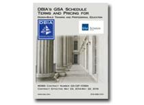 DBIA's GSA Schedule