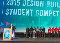 2016 National Design-Build Student Competition Regional Finalists