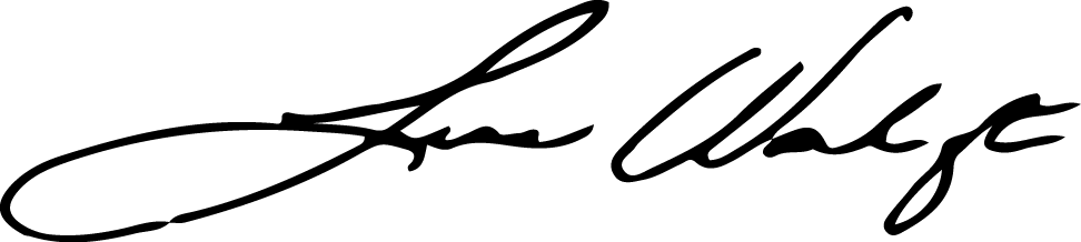 lisa washington signature vector